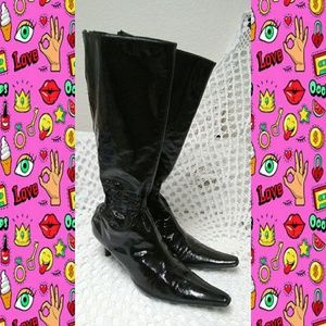 """KENNETH COLE NEW YORK """"RIP VAN CRINKLE"""" BOOTS"""